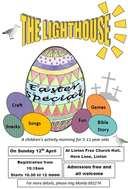 The Lighthouse - Easter Specia